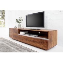 TV stolík Elements 160 cm sheesham