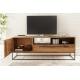TV stolík Inline 165cm agát prírodná