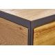 Bočný stôl Gobi 40 cm divoký dub